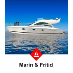 Marin och Fritid (Våta + AGM) 12V