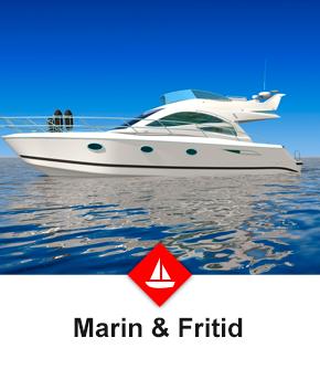 Marin & Fritid