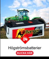 Högströmsbatterier