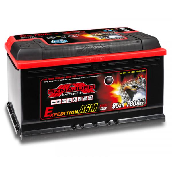 59501 AGM   95AH 780 A/EN