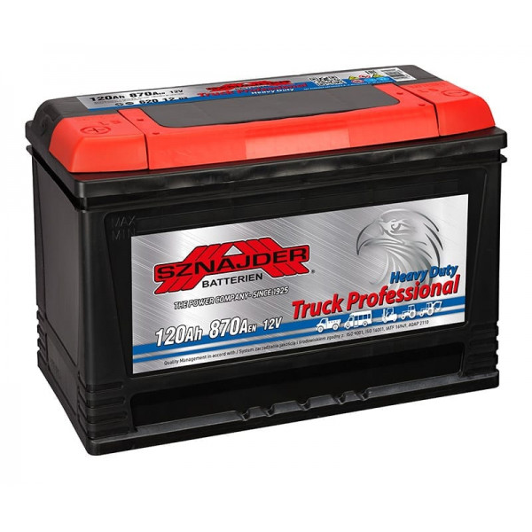 62012 HD 120AH 950A/EN SUPERBATTERIET