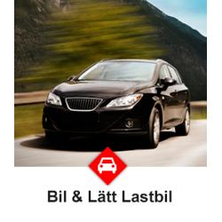 Batteriprogram & användningsområden Bil Lätt lastbil