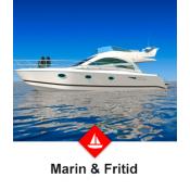 Batteriprogram & Användningsområden  Marin-Camping-Fritid
