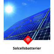 Solcellsbatterier