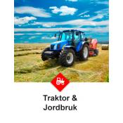 Batteriprogram & användningsområden  Entrepenad-Jord-Skog