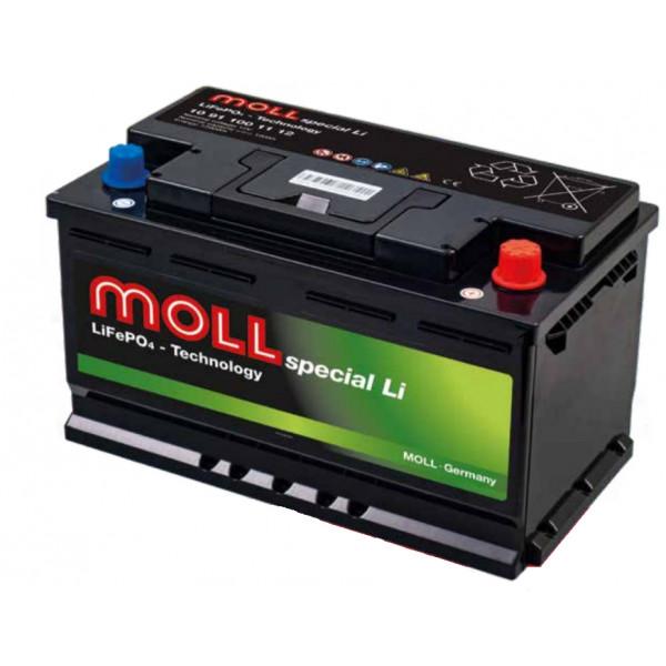 Moll Litium 12V 84Ah Bluetooth 16433
